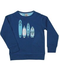 64 Sweat-shirt - bleu