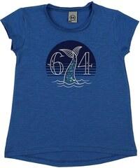 64 Reine des Mers - T-shirt - bleu