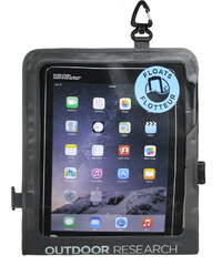 Outdoor Research Sensor Dry Premium Tablet Schutzhülle charcoal