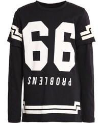 RG 512 Langarmshirt black