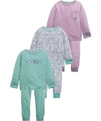 Next 3 PACK Pyjama green