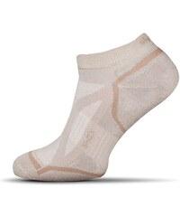 Béžové pánské ponožky