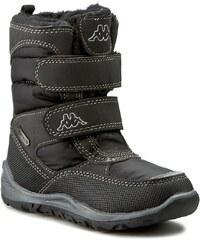 Sněhule KAPPA - Tundra Tex 260484K Black 1111