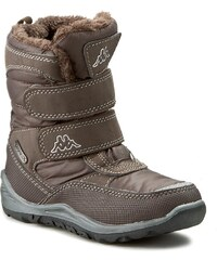Sněhule KAPPA - Tundra Tex 260484K Brown 5050