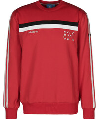 adidas 83-c Crew sweat scarlet