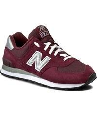 Sneakersy NEW BALANCE - M574NBU Fialová