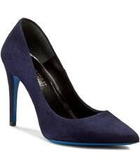 High Heels LORIBLU - 7I A49388 AC Camoscio/Blu/9012G
