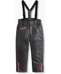 Esprit Pantalon thermo-isolant à doublure polaire
