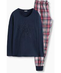 Esprit Pyjama en doux jersey 100 % coton