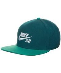 Nike SB Icon Snapback Cap grün