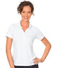TRIGEMA Damen TRIGEMA Polo-Shirt COOLMAX weiß L,M,S,XL,XXL