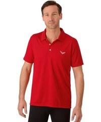 TRIGEMA Polo-Shirt COOLMAX TRIGEMA rot 4XL,5XL,L,M,XL,XXL,XXXL
