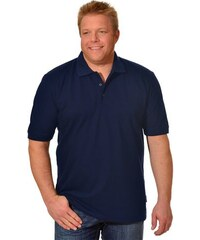 TRIGEMA TRIGEMA Polo-Shirt Industriewäsche blau 4XL,5XL,L,M,S,XL,XS,XXL,XXXL