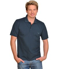 TRIGEMA TRIGEMA Polo-Shirt mit Brusttasche grau 4XL,5XL,L,M,S,XL,XXL,XXXL