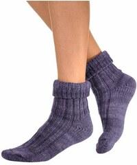 Socken Arizona lila 35-38,39-42