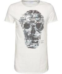 EINSTEIN & NEWTON T Shirt Collage Skull