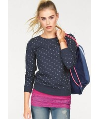 Damen Sweatshirt AJC blau 32/34 (XS),36/38 (S),40/42 (M),44/46 (L),48/50 (XL)