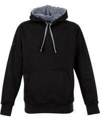 Damen TRIGEMA Kapuzen-Shirt Sweat-Qualität TRIGEMA schwarz L,M,S,XL,XXL,XXXL
