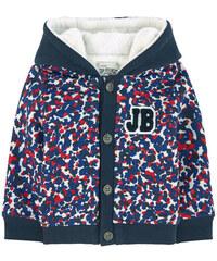 Jean Bourget Innen gefuttertes Sweatshirt