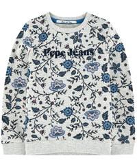 Pepe Jeans Molton-Sweatshirt mit Motiv