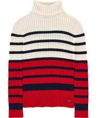 Junior Gaultier Gerippter Pullover