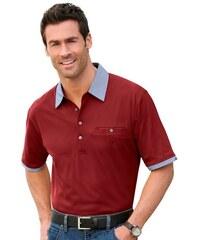 Kurzarm-Shirt in 2-in-1-Optik HAJO rot 44/46,48/50,52/54,56/58,60/62,64/66