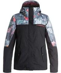 Dámská zimní bunda Roxy Jetty block JK hawaiian tropik_paradise pink M