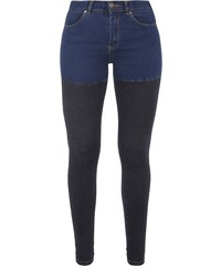Dr. Denim Coloured High Waist Second Skin Fit Jeans