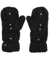 Rukavice Roxy Shooting star mittens true black ONE SIZE
