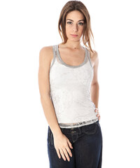 Woman Undershirt Met 50597 - L / Střibrná