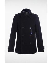 Caban homme détail noeud marin Premium Bleu Nylon - Homme Taille L - Bonobo