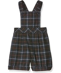 Rachel Riley Baby-Jungen Overall Windowpane Check Dungarees