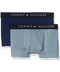 Tommy Hilfiger Jungen Boxershorts Icon Trunk 2 Pack, 2er
