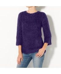 Blancheporte Jemný pulovr fialová