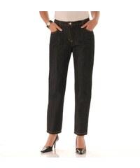 Blancheporte Pohodlné džíny pr menší postavu černá
