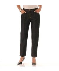 Blancheporte Pohodlné džíny pro střední postavu černá