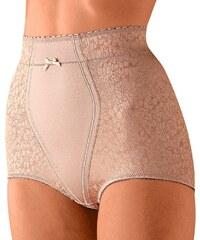 Blancheporte Stahující kalhotky s vysokým pasem tělová