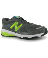 New Balance Balance KJ680v2 dětské Running Shoes Grey/Yellow