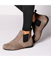 Blancheporte Kotníkové boty velbloudí