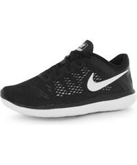 Nike Flex 2016 Run dětské Running Shoes Black/White