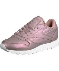Reebok Cl Leather Pearlized W chaussures rose gold/white