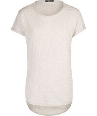 Tigha MILO MÈLANGE T-Shirt in Grau meliert