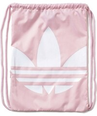 adidas Originals adidas GYMSACK TREFOIL Light Pink/White
