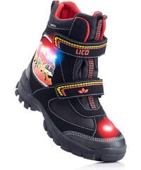 """Bottes d""""hiver noir chaussures & accessoires - bonprix"""