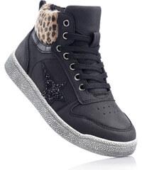 bpc bonprix collection Baskets noir chaussures & accessoires - bonprix