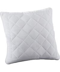 bpc living Oreiller Polar Fleece blanc maison - bonprix