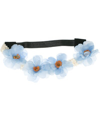 Fashion Icon Čelenka do vlasů pružná s květy f9b1b9b19f