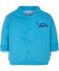 G-mini Chlapecký oboustranný kabátek Autíčka - modrý