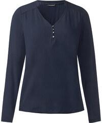 Street One - T-shirt Haldis - bleu