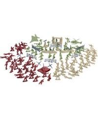 Lanard Baril de soldats - multicolore